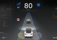 Nuova Auto Elettrica con Autopilota da Tesla