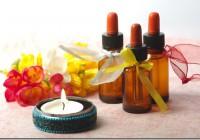 L'Aromaterapia e gli Oli Essenziali