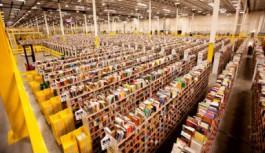 Amazon - 1400 New Jobs in Italy